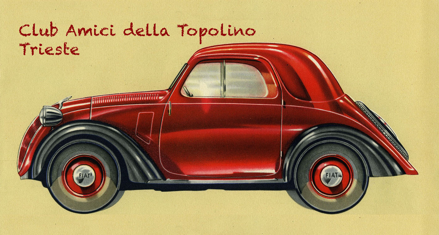 Cruscotto Topolino